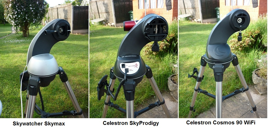 Celestron Astro Wifi 90cm control is not working properly - Getting