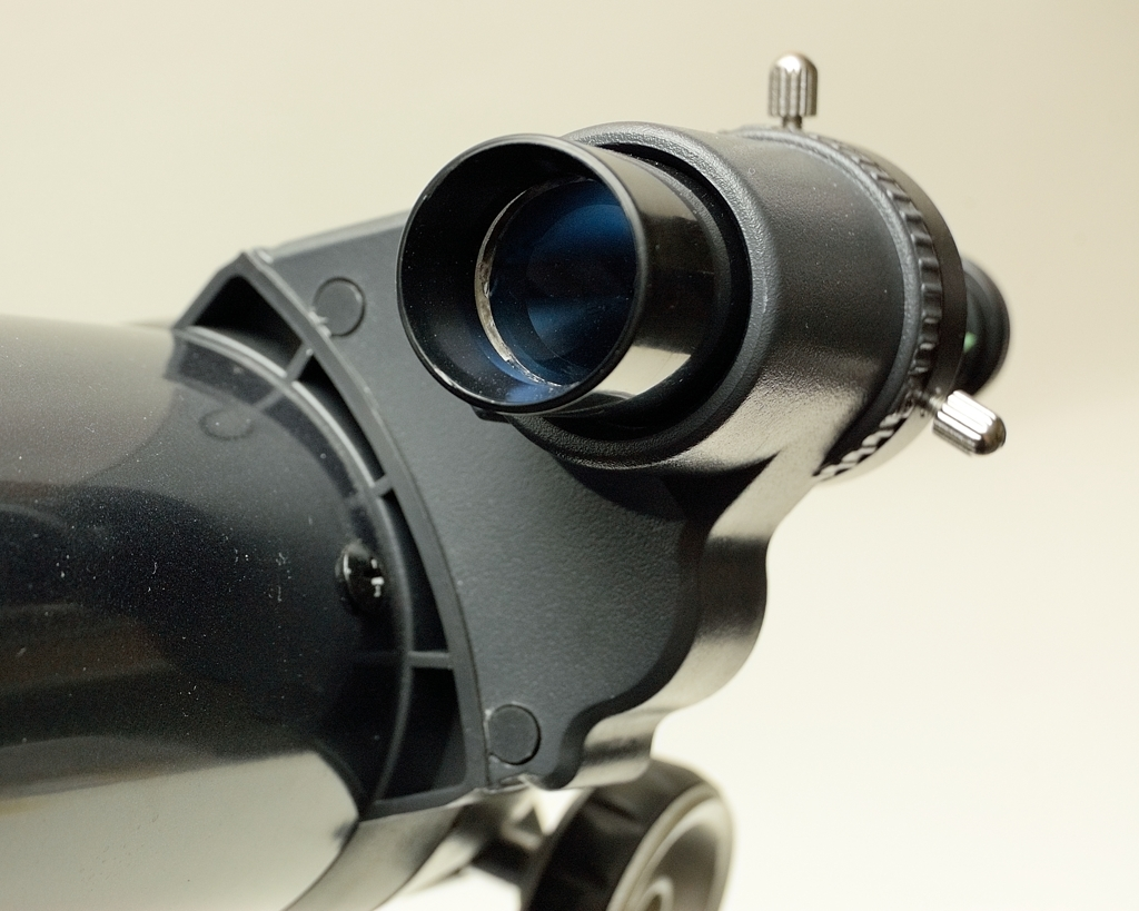 Small Optical Finder Converted from a Celestron StarPointer