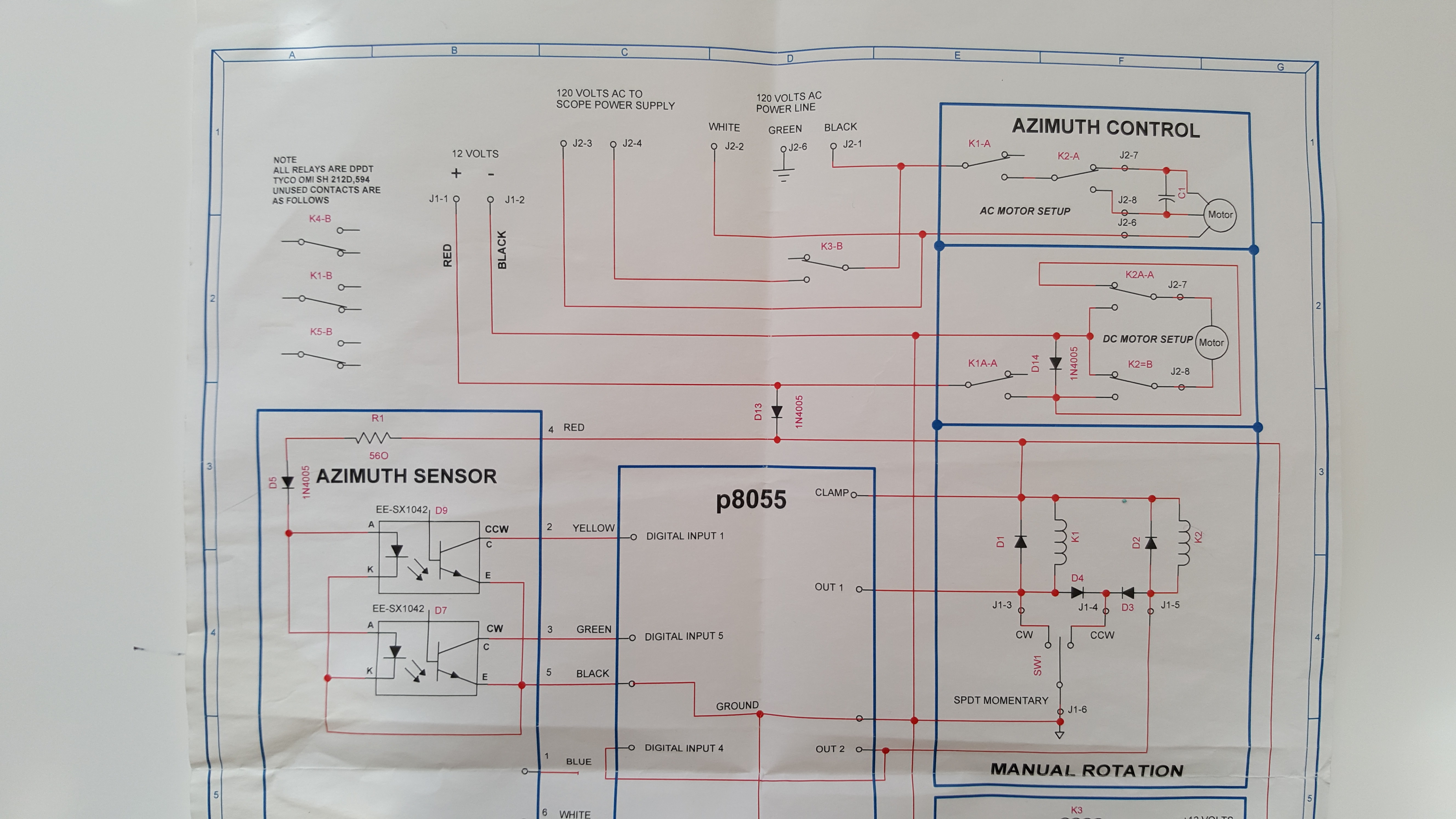 Old Fashioned Odyssea Dual Pro 2x24 W Circuit Diagram Picture ...