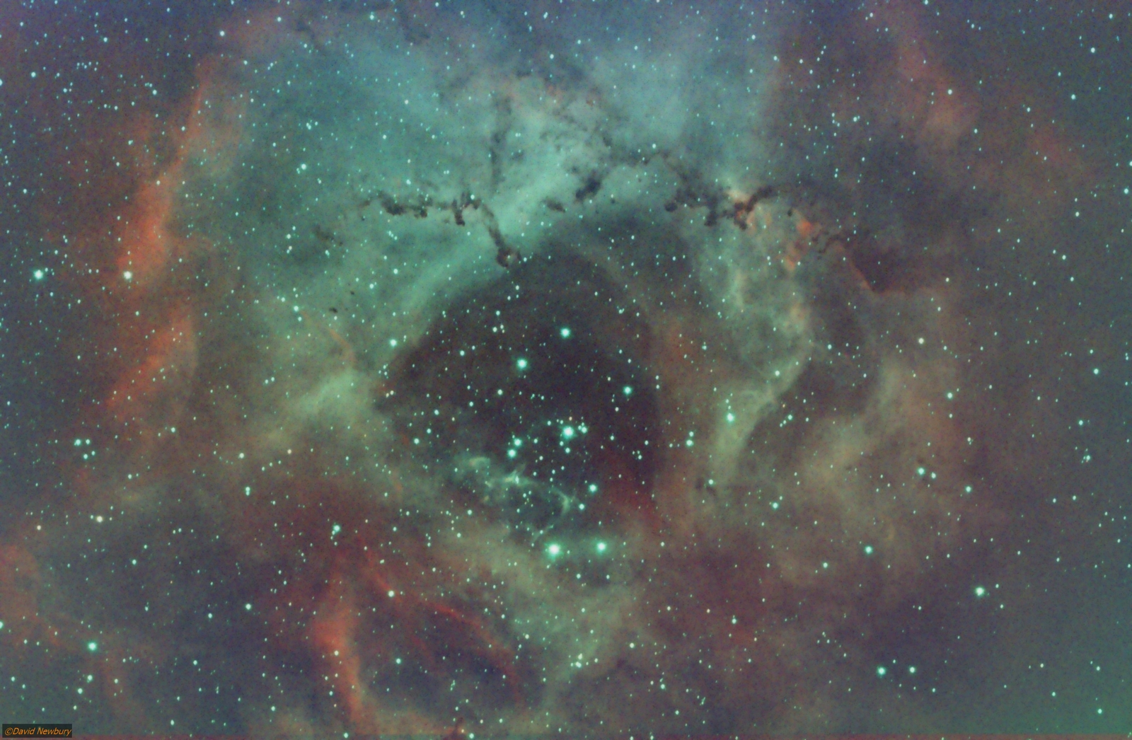 Rosetta Nebula Full colour with Ha filter processed in PI 281017.jpg