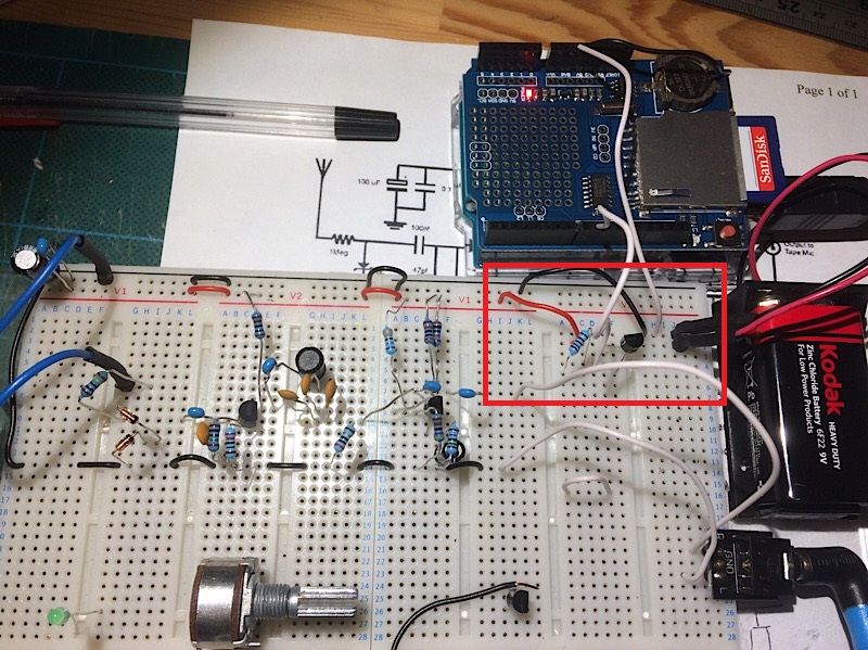 VLF radio receiver build - Page 2 - DIY Astronomer