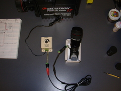 heating the 21mm Baader Hyperion