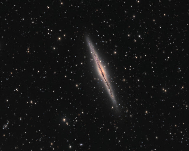 NGC891 (reprocessed)