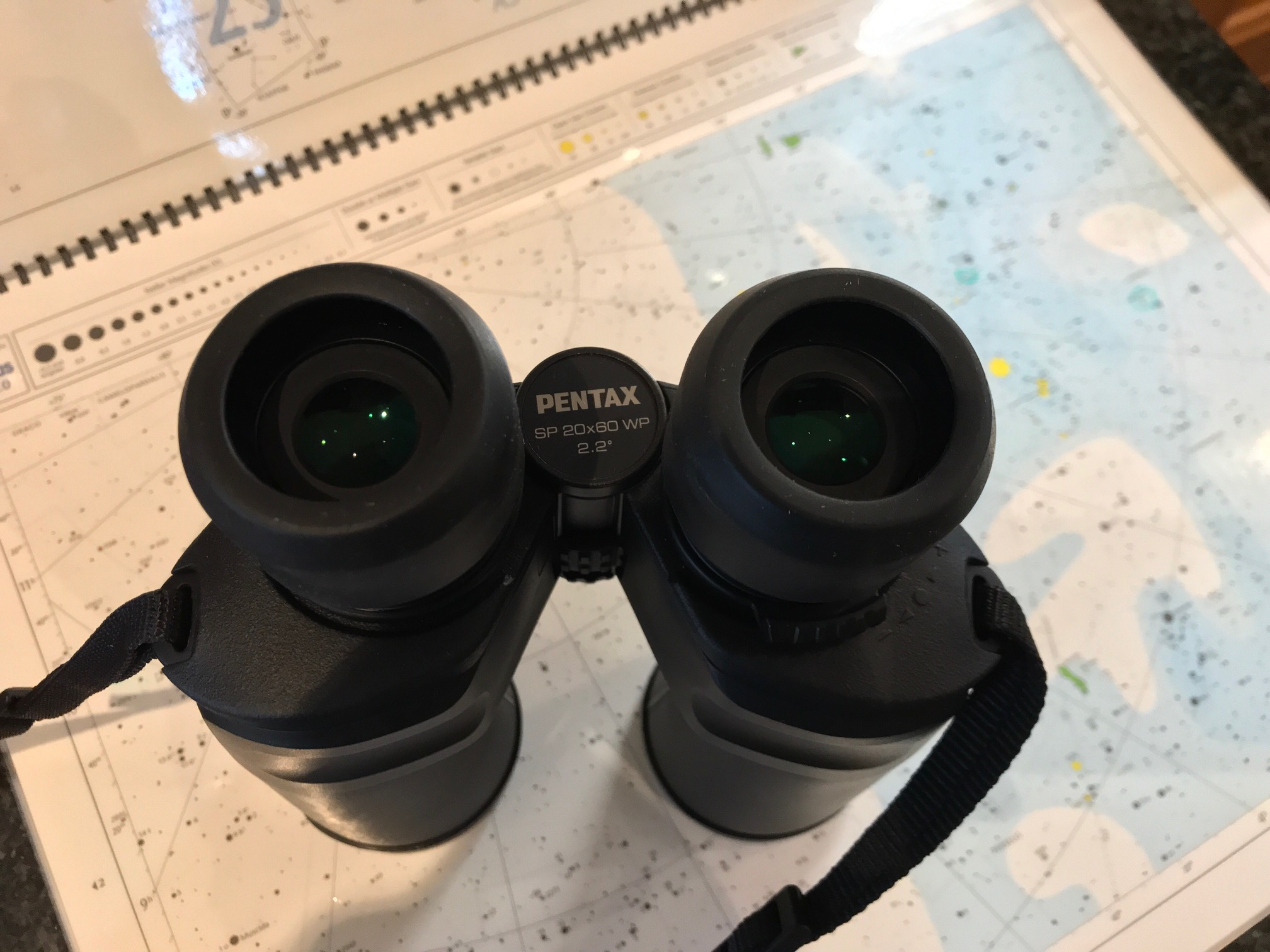 56354fc02d3 COMPLETED - Sold - Pentax SP 20x60 WP Binoculars - £130 ovno - Sold ...