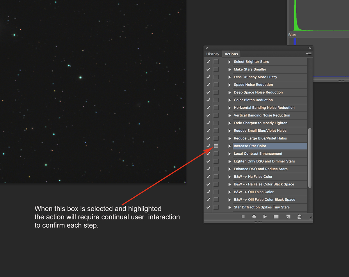 Astronomy Tools and Annie's Astro Tools issue in PS - Imaging