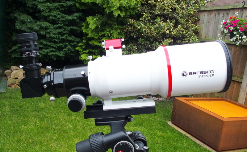 Bresser messier ar xs f refractor discussions
