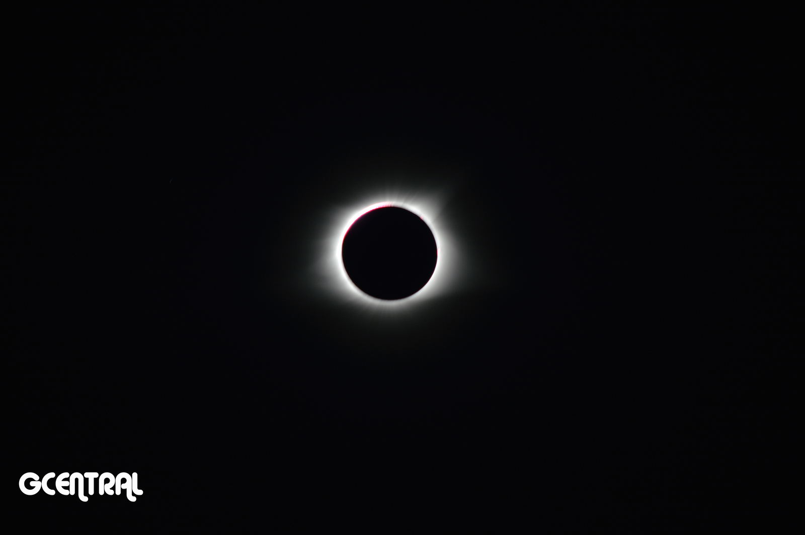 Solar Eclipse August 21, 2017 A