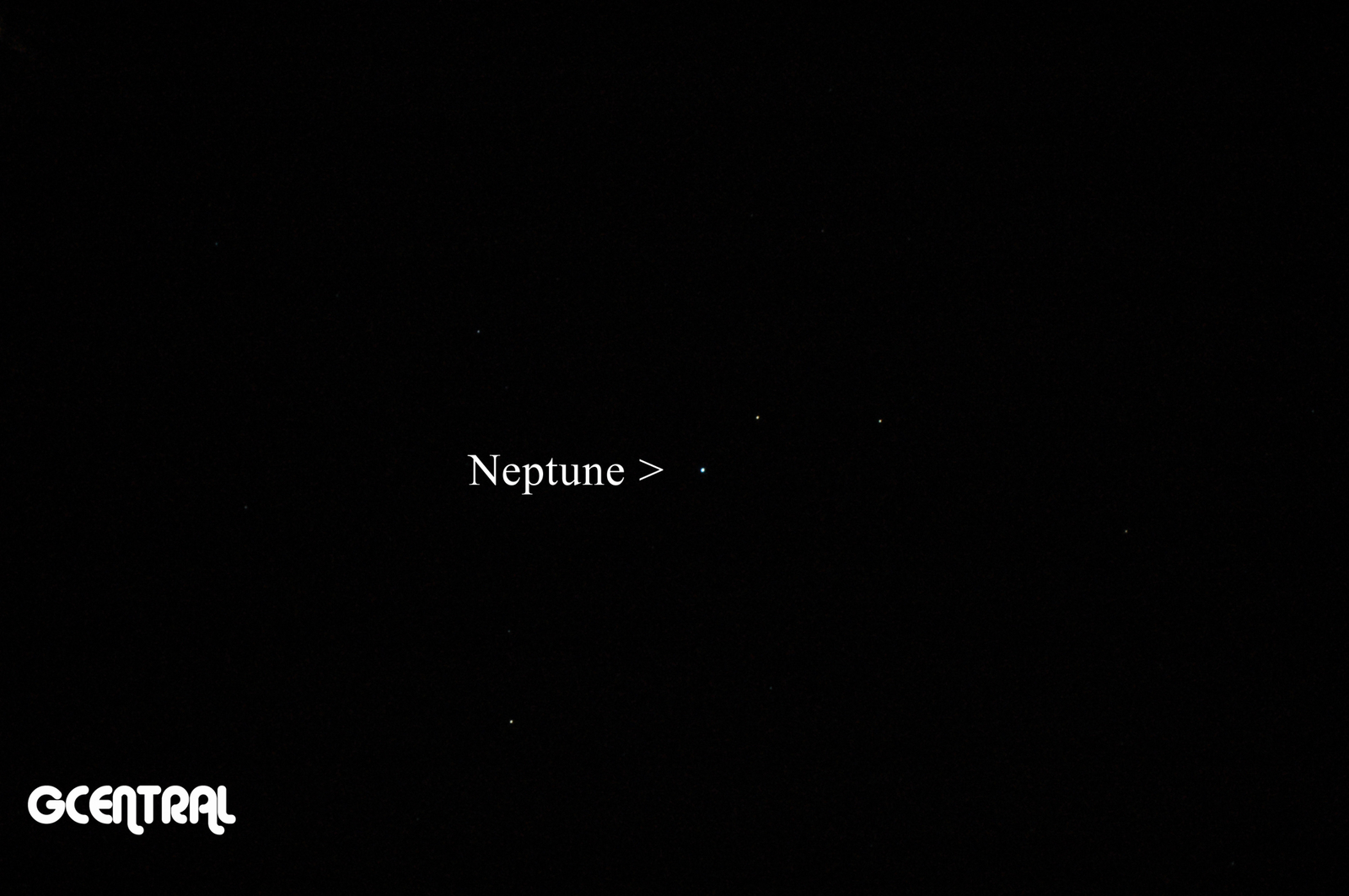 Neptune (Prime Focus) October 20, 2017