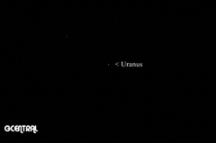 Uranus (Prime Focus) October 20, 2017
