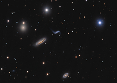 Galactic grouping