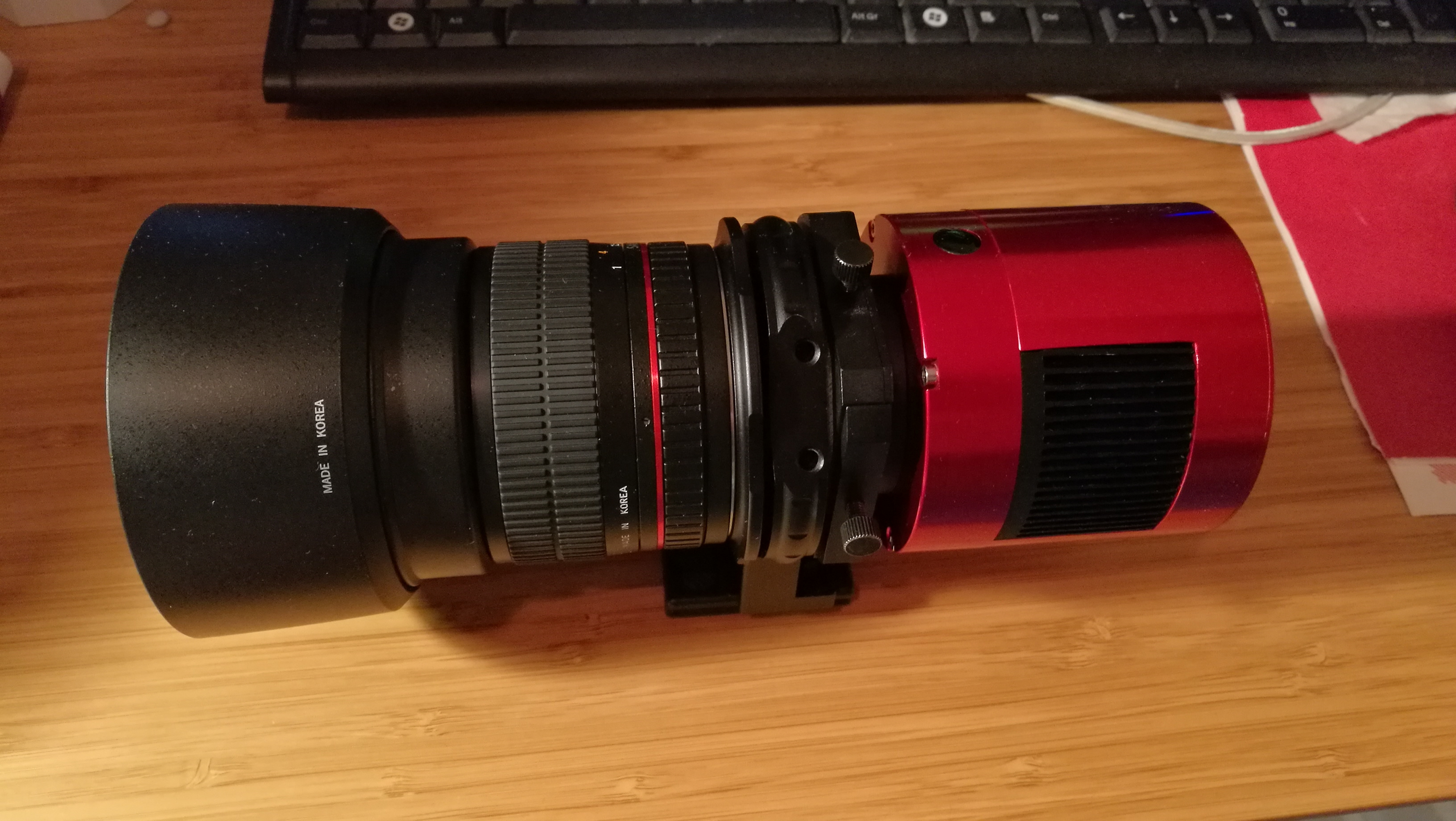 Samyang/Rokinon 135mm f/2 experiences - Imaging - Discussion