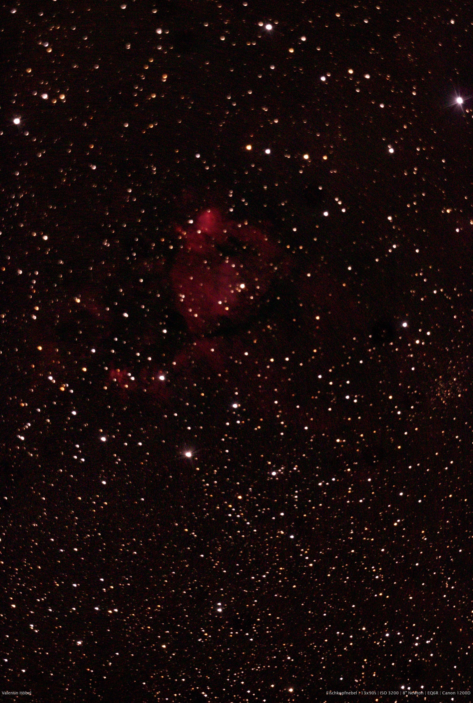 My first DSOs, a dream came true - Imaging - Deep Sky - Stargazers