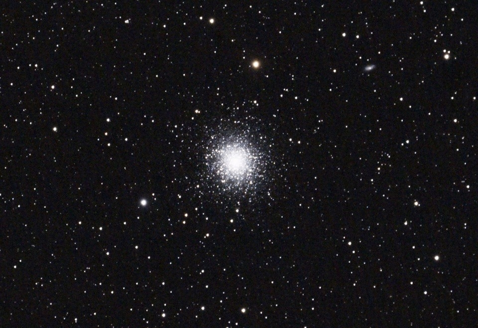 M13 First Globular Attempt