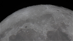 Moon Close Up 1