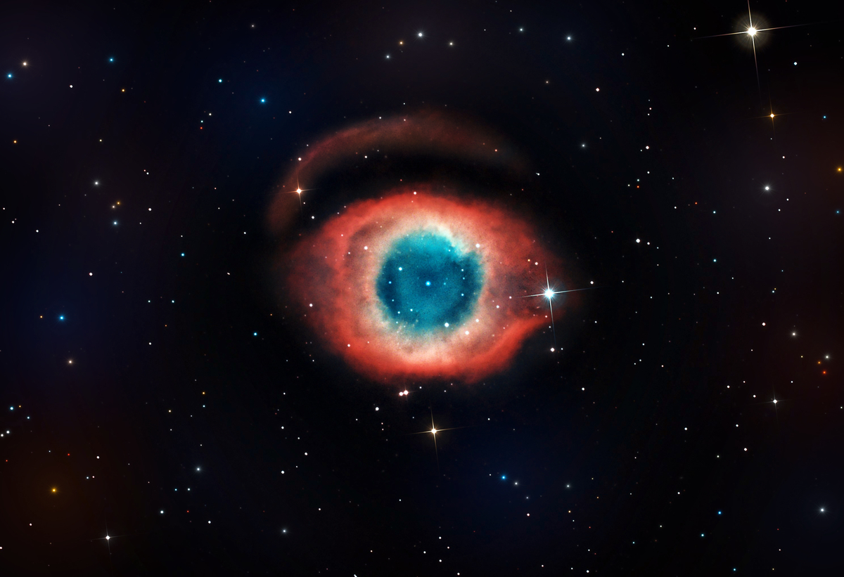 ring nebula distance - HD 1200×821