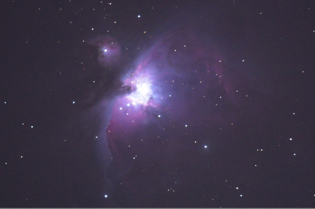 Orion Nebula 11-01-2014