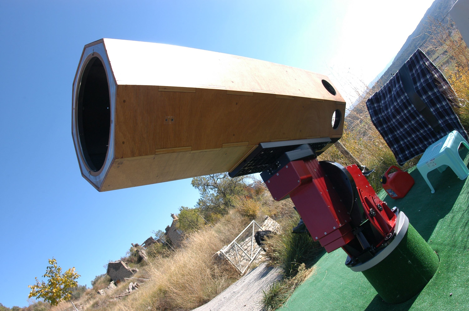 350 mm Astrograph