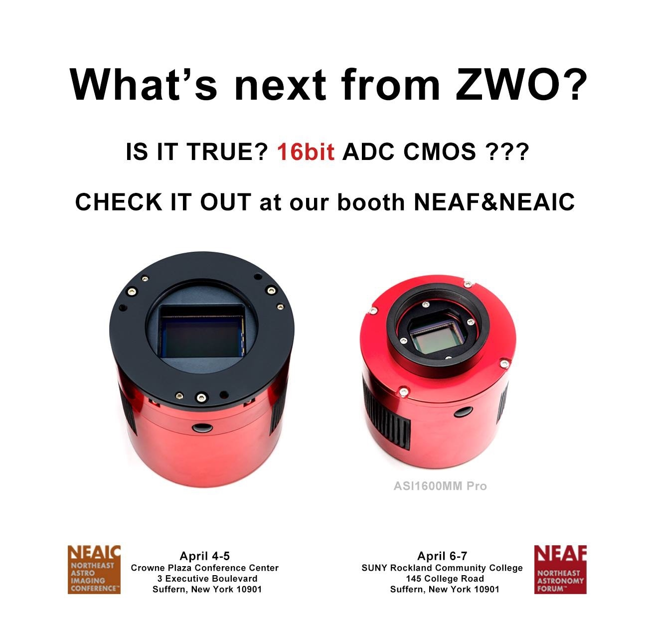 What's up with ZWO? - Discussions - Cameras - Stargazers Lounge