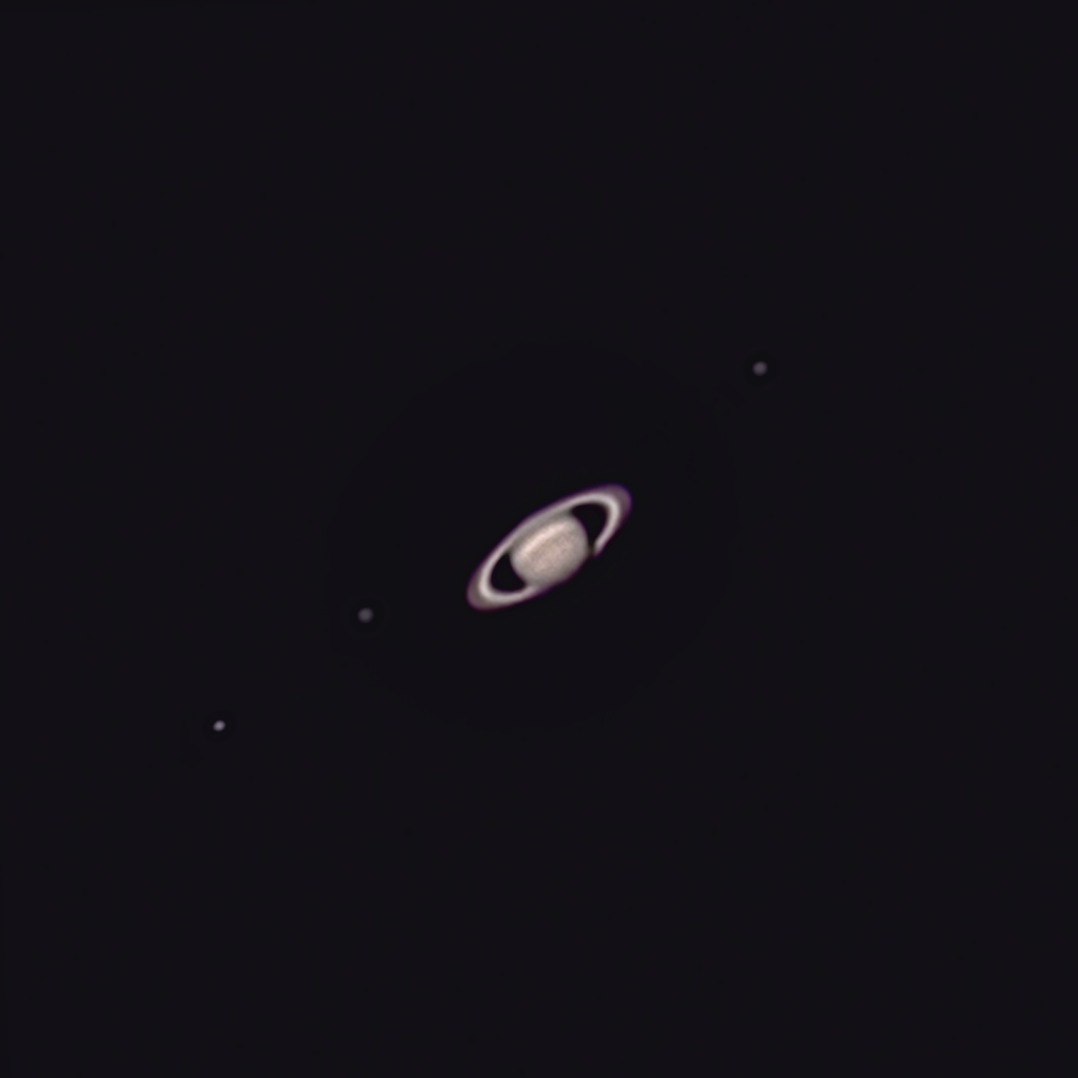 Best Saturn and Moons18082020