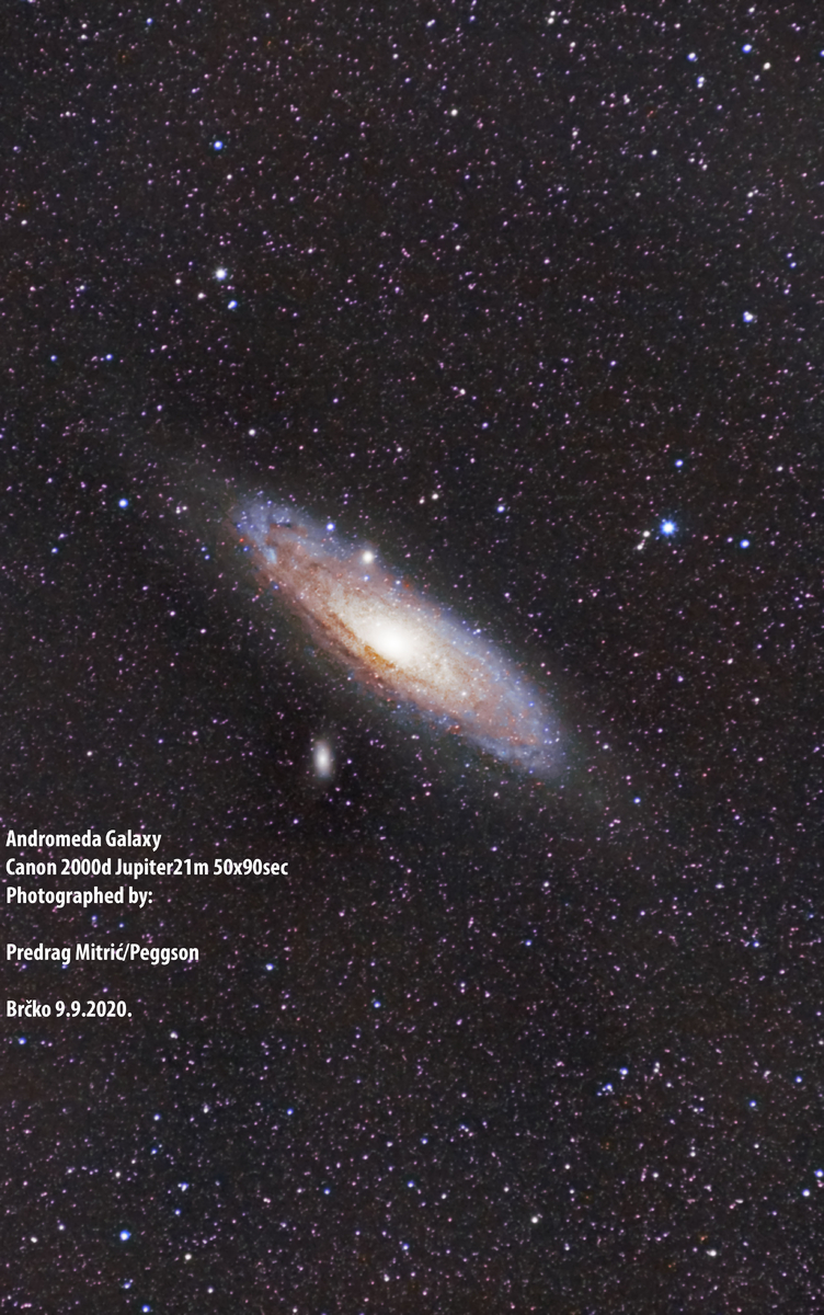 ANDROMEDA 2020 1 hour and 14 minutes