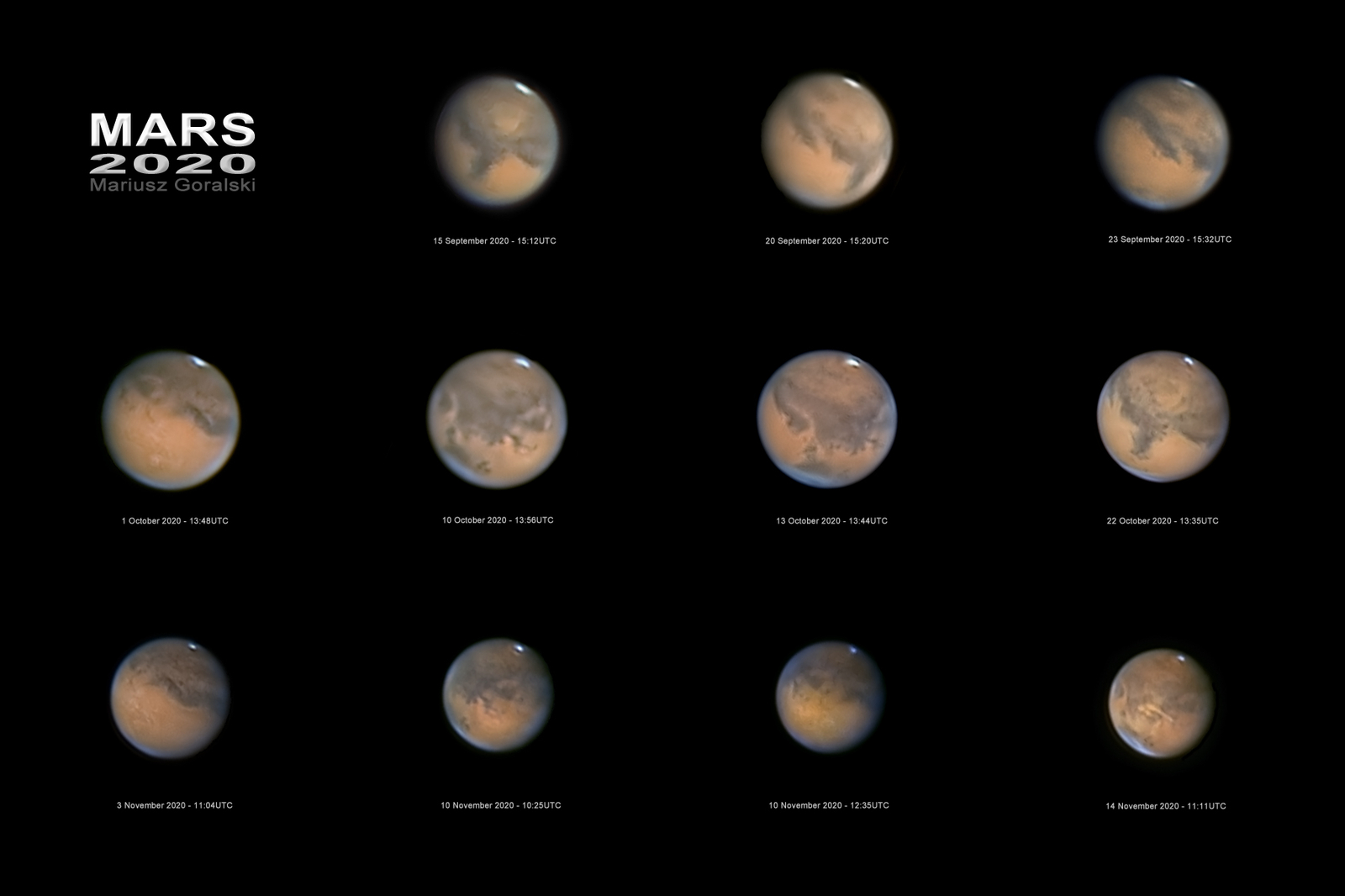 Mars Collection 2020