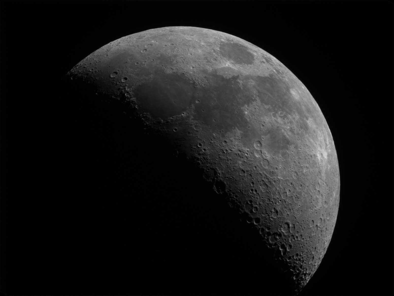 First Light with ASI1600mm Pro